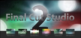 Final Cut Pro Studio software